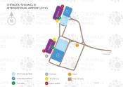 Chengdu Shuangliu International Airport map