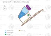 Islamabad Benazir Bhutto International Airport map