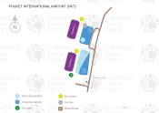 Phuket International Airport map